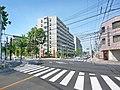 Izumi-chō, Tokorozawa2014.jpg