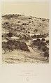 Jérusalem. (Environs) Jardin Gethsemani et Mont des Oliviers MET DP345517.jpg