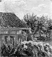 View of a House in Hørsholm