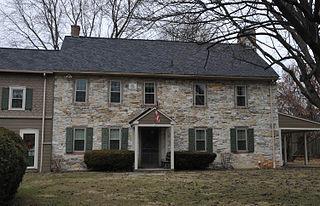 Jacob Keller Farm United States historic place