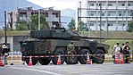JGSDF Type 16 Maneuver Combat Vehicle(26-7907) right rear view at Camp Itami October 8, 2017.jpg