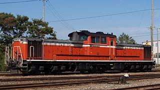 JNR Class DD51 Japanese diesel-hydraulic locomotive