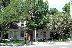 J. Frank Dobie House - Image: J Frank Dobie House
