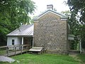 Jacob Rickenbaugh House, northern end.jpg