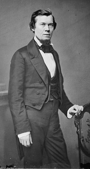 Mississippi's 1st congressional district - Image: Jacob Thompson Brady Handy