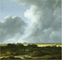 Jacob van Ruisdael - View of Alkmaar - Upton.png