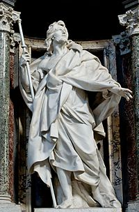 Saint James the Greater by Rusconi