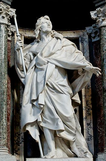 English: St. James the Great by Camillo Ruscon...
