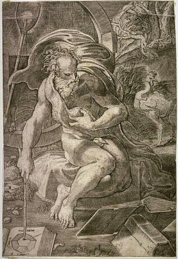 Jacopo Caraglio - Diogenes