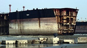 Ship breaking - Wikipedia