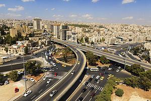 Jamal Abdul Nasser Circle Amman Jordan