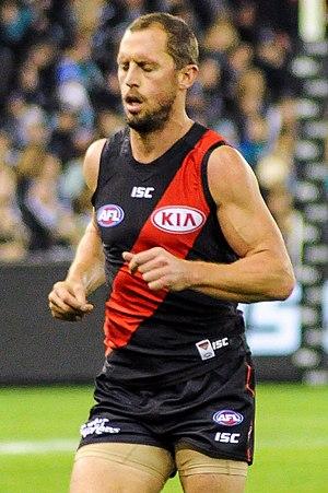 James Kelly (Australian footballer) - Kelly playing in June 2017.