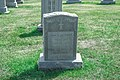 James Mooney grave section 53 - Mt Olivet - Washington DC - 2014.jpg