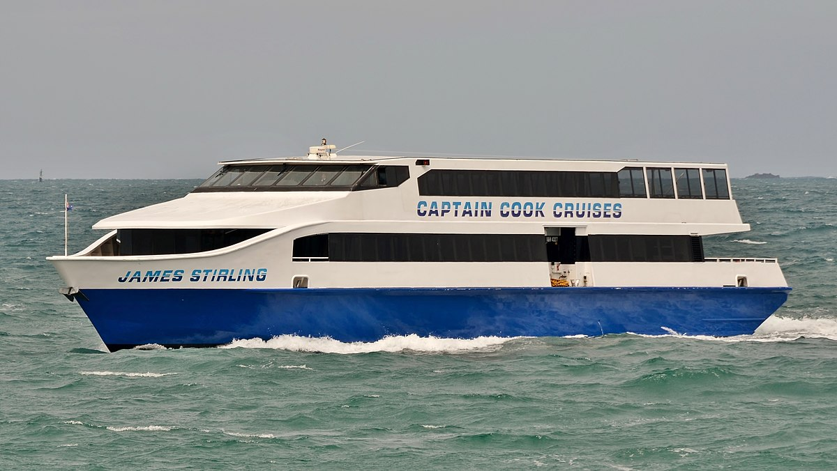 Captain Cook Cruises Western Australia Wikipedia