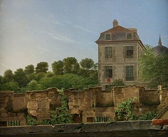 Jan Frans van Dael - The house of the artist