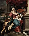 Jan Thomas - The Holy Family and the Infant St John holding a basket of fruit.jpg