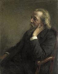Portret van Ds Petrus Hermannus Hugenholtz (1834-1911), oprichter van de Vrije Gemeente