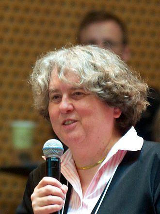 Janet Pierrehumbert - Image: Janet Pierrehumbert