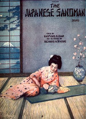 1920 in music - The Japanese Sandman