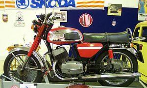 Jawa Moto - JAWA 350 (type 634)