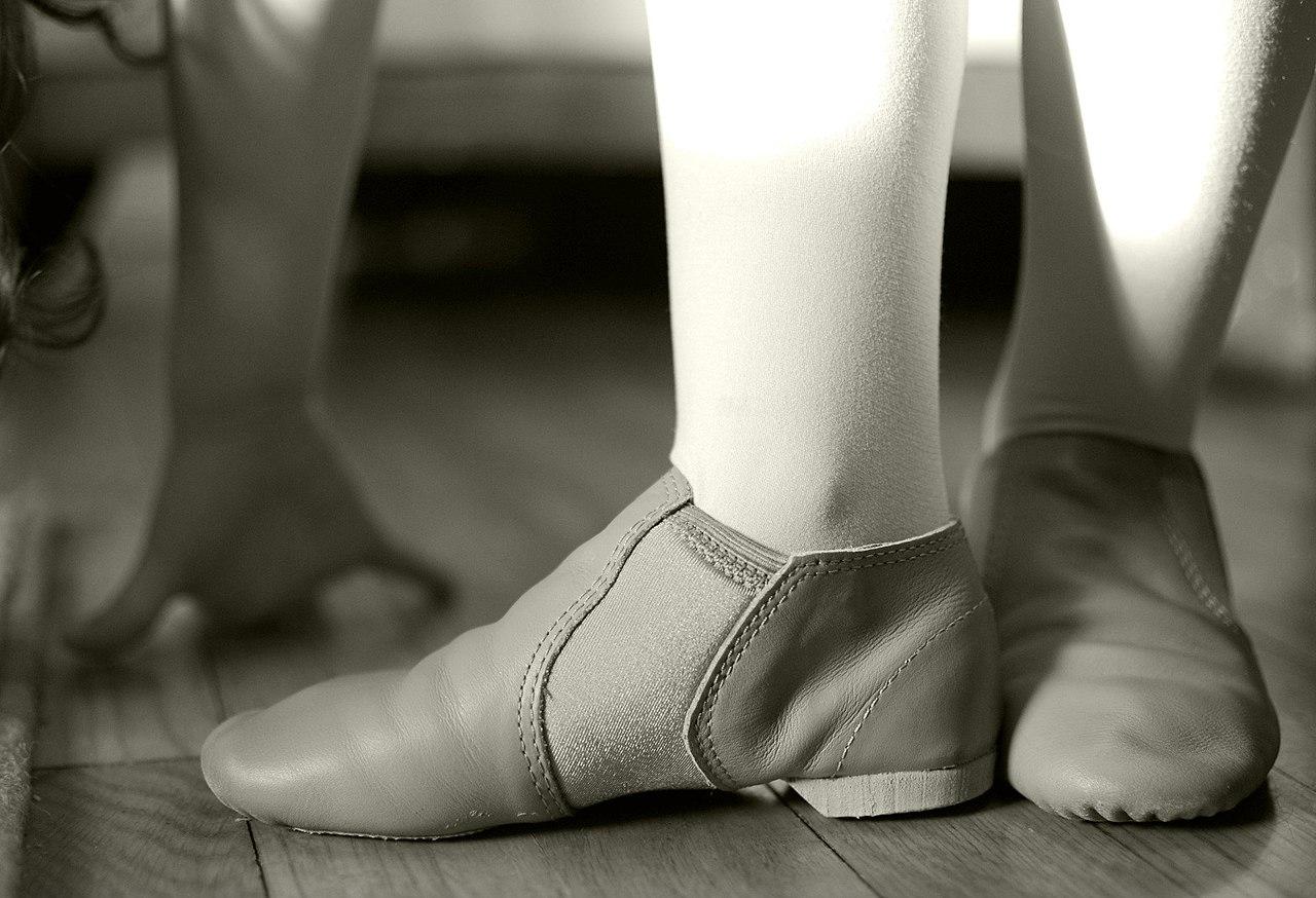 Black Jazz Shoes Cheao