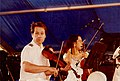 Jazzfest93BillLJanetH.jpg