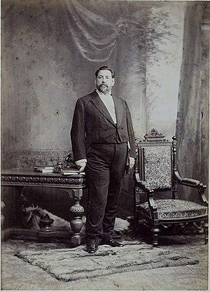 José Batlle y Ordóñez - Image: Jbatlle