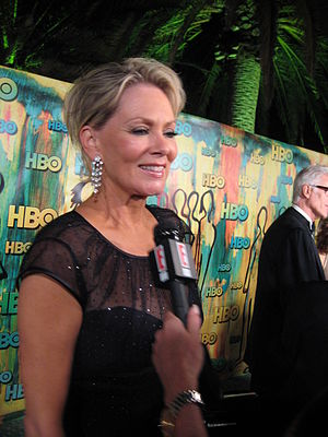 Jean Smart - Smart after her Primetime Emmy Award win on September 21, 2008.