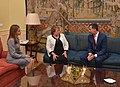 Jefa de Estado se reunió con Su Majestad el Rey de España Felipe VI (15634932846).jpg