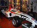 Jenson Button 2004 BAR F1 car.jpg