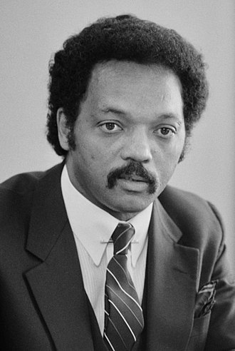 1984 Democratic Party presidential primaries - Image: Jesse Jackson