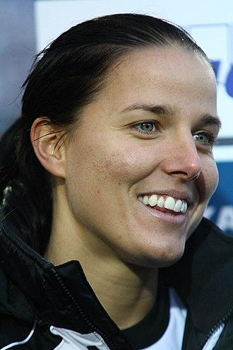 Jessica Landström - Landström with Frankfurt in 2011
