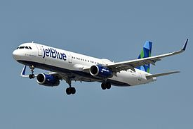JetBlue Airways, Airbus A321-231(WL), N945JT - LAX.jpg