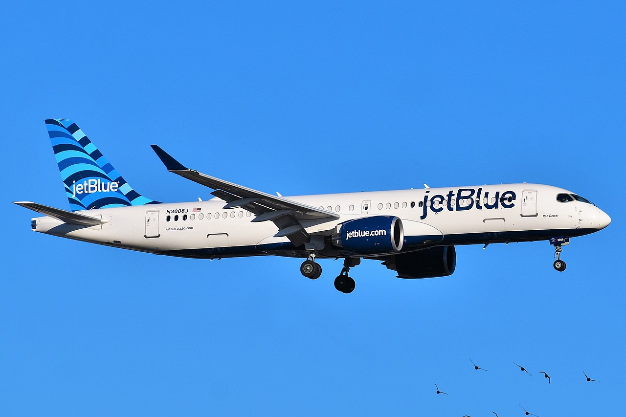 World's top Low Cost Airlines — JetBlue