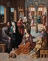 Jezus' tweede bezoek aan het huis van Maria en Martha Rijksmuseum SK-A-2232.jpeg
