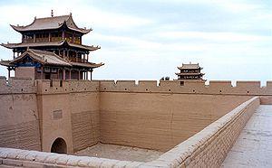 Gansu - Jiayuguan Fort