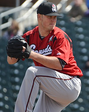 Pacific Coast League Pitcher of the Year Award - Jimmy Nelson, 2014 PCL Pitcher of the Year