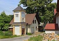 Jindřichův Hradec, Horní Žďár, house No 46.jpg