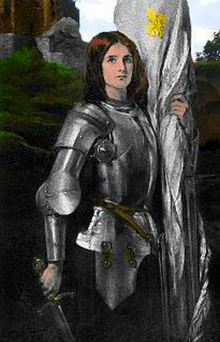 Joan of arc transgender