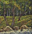 Joaquín Clausell - El bosque.jpg