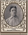Joe Tinker, Chicago Cubs, baseball card portrait LCCN2007683738.jpg