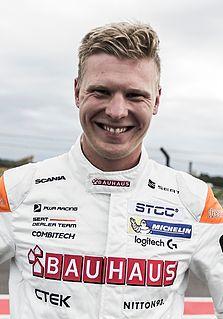 Swedish racing driver