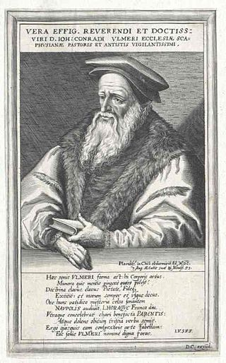 Johann Konrad Ulmer