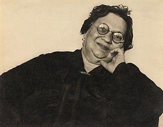 Johanna Ey - Johanna Ey (photographer Hugo Erfurth)