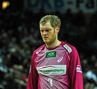 Johannes Bitter ingame 1 DKB Handball Bundesliga HSG Wetzlar vs HSV Hamburg 2014-02 08.jpg