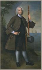 Portrait of John Larrabee