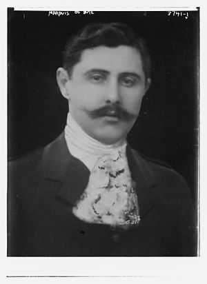 John Crichton-Stuart, 4th Marquess of Bute - John Crichton-Stuart, 4th Marquess of Bute circa 1915