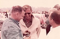 John Crosthwaite with John Biehl (sunglasses) and Frank Monise (glasses).jpg