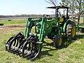 John Deere Tractor with Brush Rake.jpg