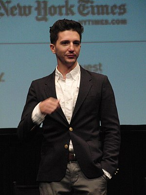 John Magaro - Magaro at the 2012 New York Film Festival